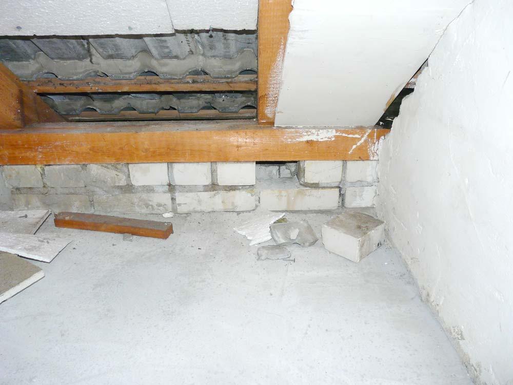 Sanierungsplanung für Hohlwanddämmung
