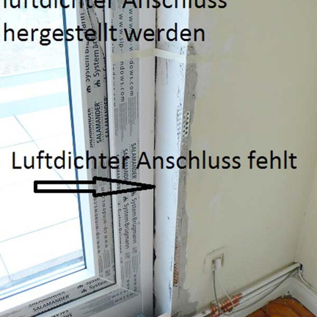 Altbau-Fenstersanierung-Schimmelbildung-Bauschaden-Luftdicht-Anschluss-Bausachverstaendiger-Gutachten