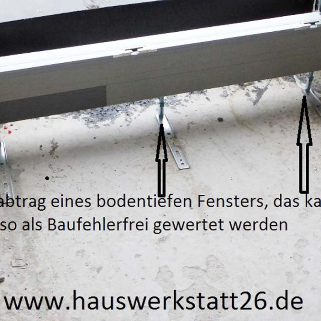 Fenster-Neubau-Befestigung-Waermebruecken-Schimmelpilz-Bausachverstaendiger-Bremen-Fensterkonstruktion