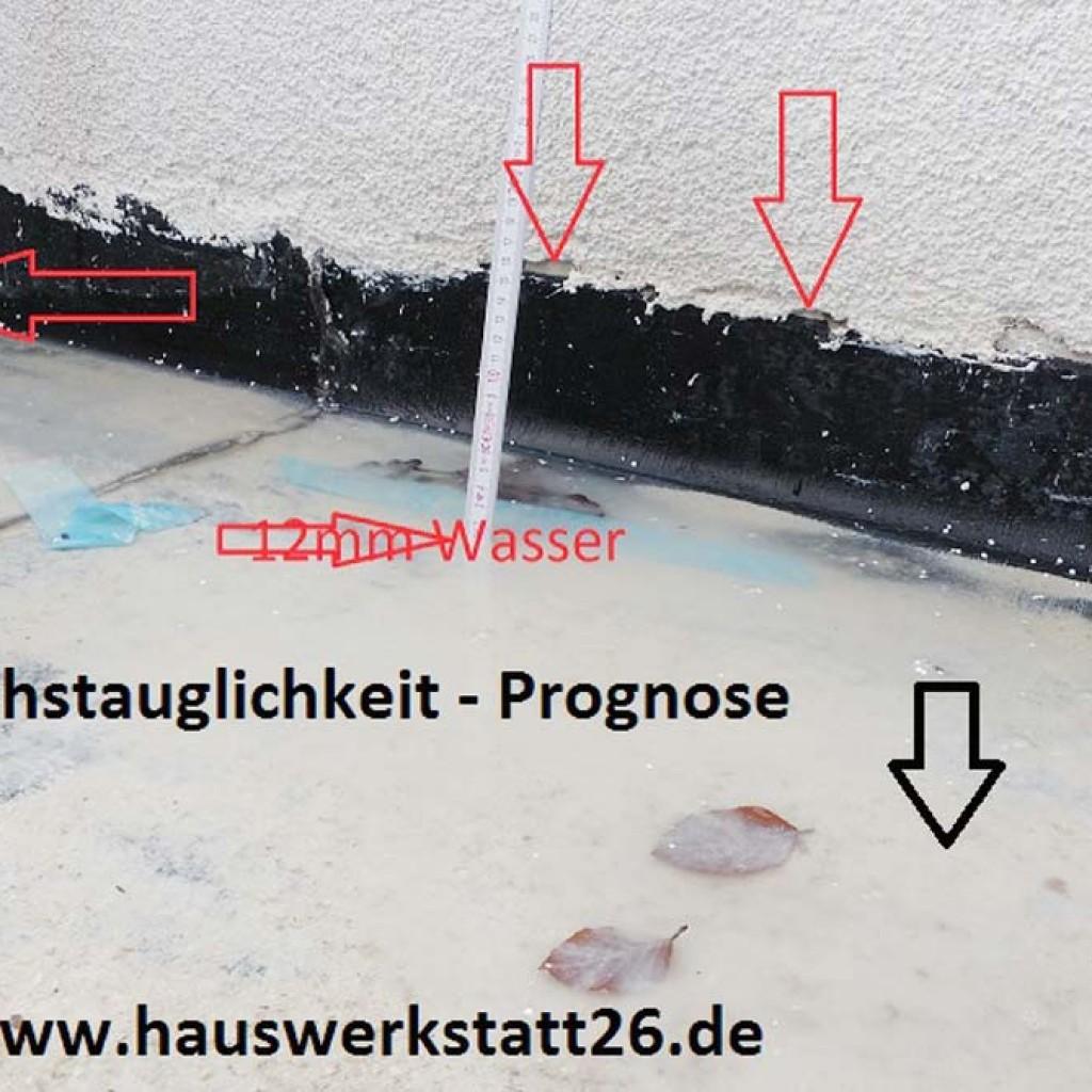 Loggia-Dachterrasse-Flachdachrichtlinie-Gefaellegebung-Feuchteschutz-Abdichtung-Abdichtungssysteme-DIN-18195-18531-Abdichtungsaufbau-Bremen