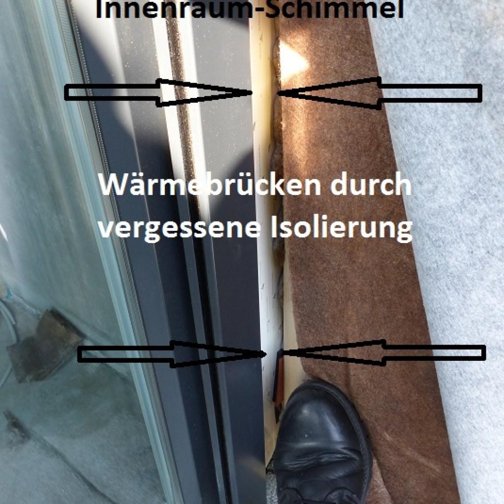 Waermebruecke-Tauwasser-Kondensaat-Baubegleiter-Altbau-Bauschaden-Schimmel-Oldenburg-Hude-Fenstereinbau-KfW