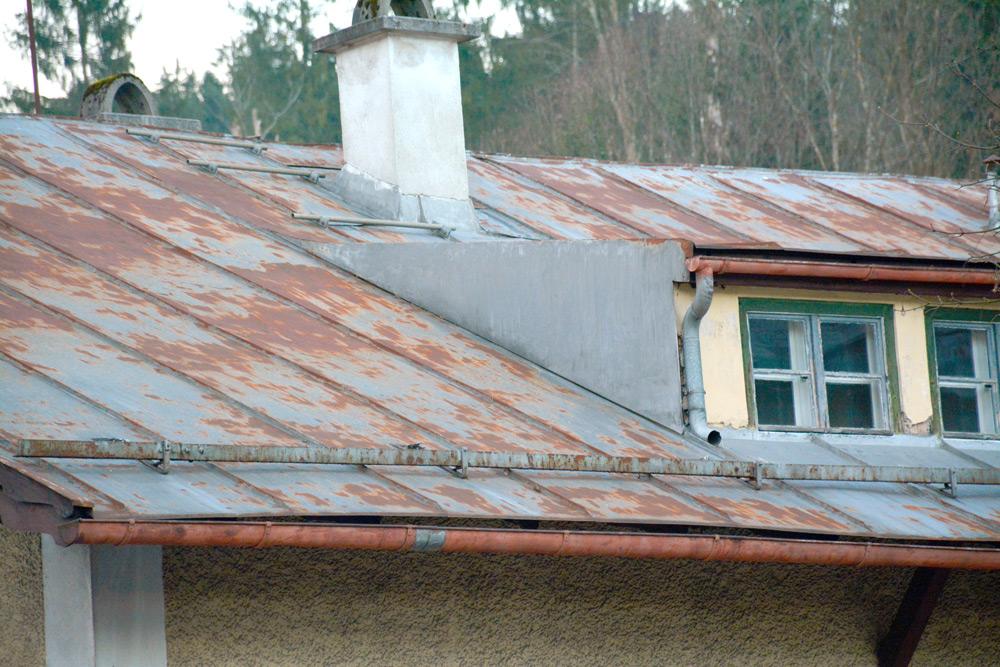 verrostetes-Dach