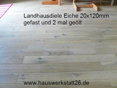 Holzfußbodensanierung im Altbau … heute mal in Bremen-Hemelingen