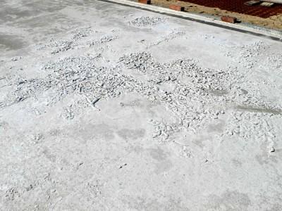 Nachbehandlung und Schutz von frischem Beton